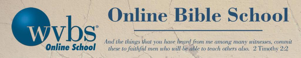Online Bible School
